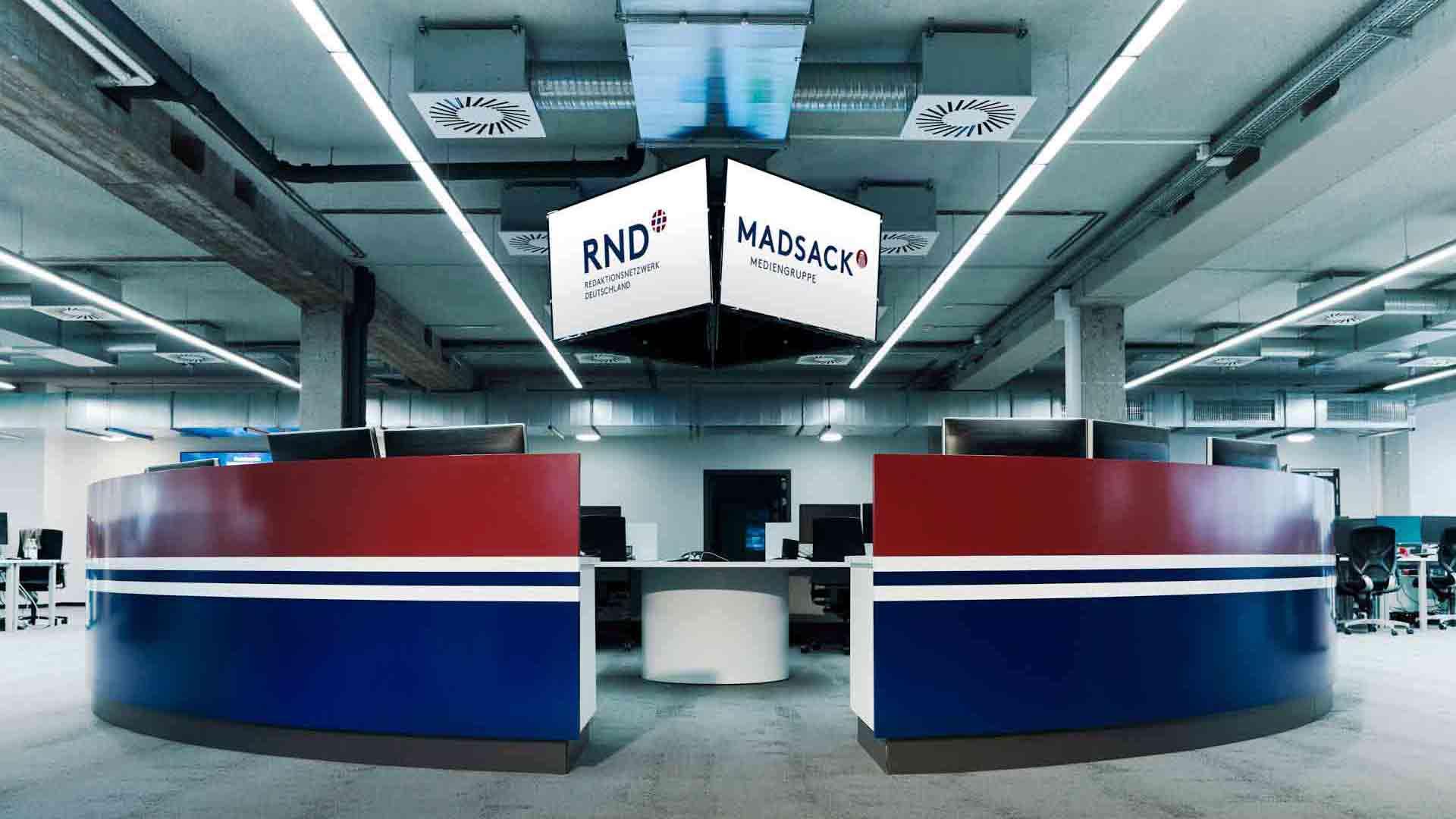 Bild der RND Newsroom
