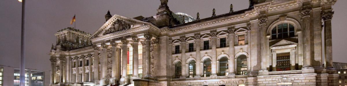 Deutscher Bundestag  cover