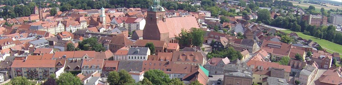 Stadt Wittstock/Dosse cover