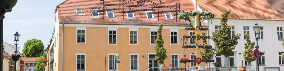 Stadtverwaltung Teltow cover