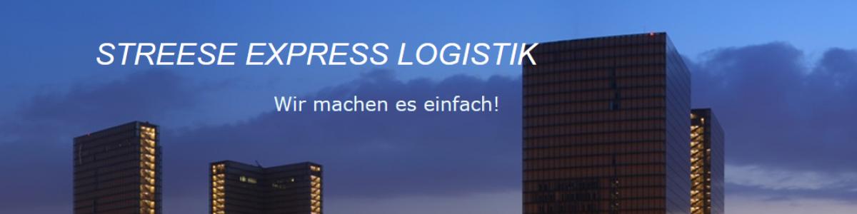 Sven Streese Express Logistik cover