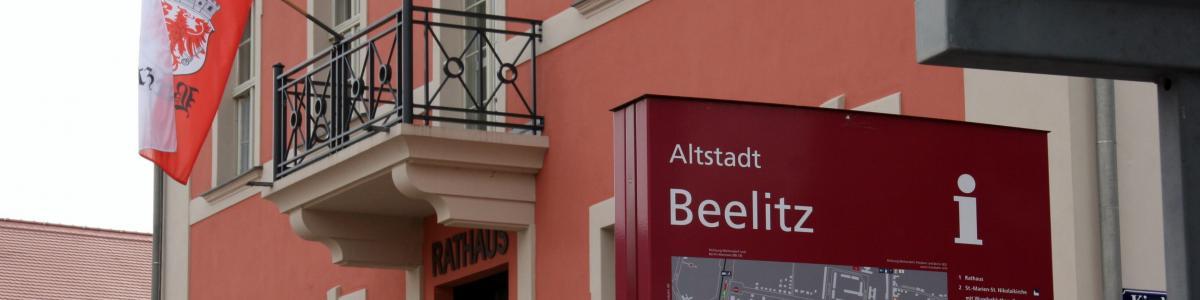 Stadtverwaltung Beelitz cover