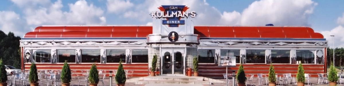 Sam Kullman's Diner (Lexington Entertainment GmbH)  cover